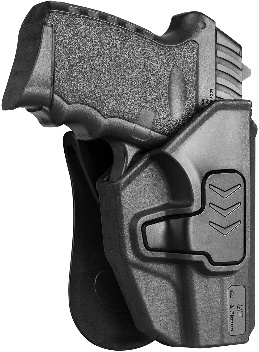 OWB Holster Compatible with SCCY 9mm Retenti CPX1 II Level NEW before selling Super sale ☆ CPX2