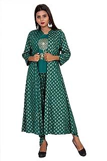 CHRISTEENA Rayon Salwar Suit
