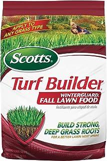 Scotts Turf Builder WinterGuard Fall Lawn Food, 12.5 Lb – Fall Lawn Fertilizer..
