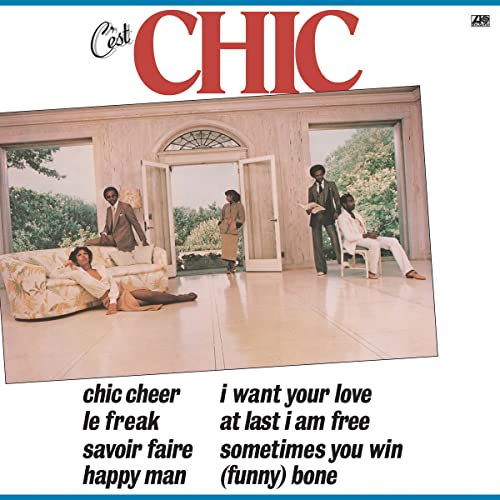 C'est Chic (Remastered) de Chic sur Amazon Music - Amazon.fr