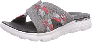 Skechers On-The-go 400-Tropical, Sandalias Flip-Flop para Mujer