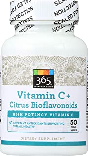 365 by Whole Foods Market, Vitamin C Complex High Potency, 50 Tablets
