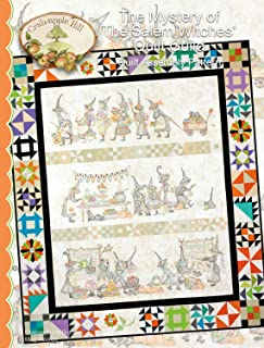 The Mystery of The Salem Witches' Quilt Guild