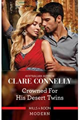 Crowned for His Desert Twins Kindle Edition