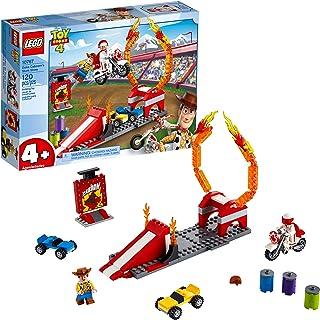 LEGO   Disney Pixar's Toy Story Duke Caboom's Stunt Show 10767 Building Kit, New 2019 (120 Piece)