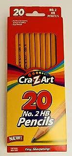 20 NO.2 HB Pencils