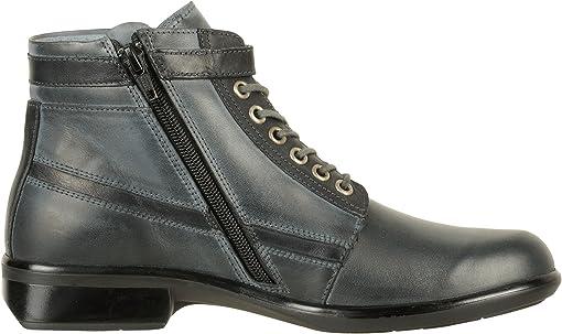Vintage Ash Leather/Black Combo
