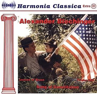 Song of Constitution - Leaves of Grass - Tiroler Trio by Alexander Blechinger