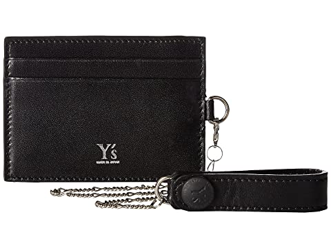 Y's by Yohji Yamamoto Card Case w/ Chain Strap