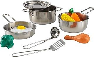 KidKraft, Deluxe Cookware Set, (11 pieces)