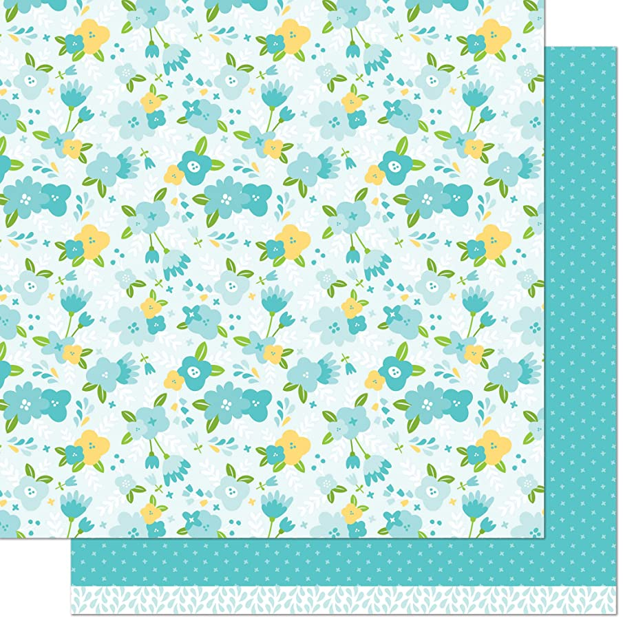 Lawn Fawn LF1871 Julia 12x12 Patterned Paper (Pack of 12)