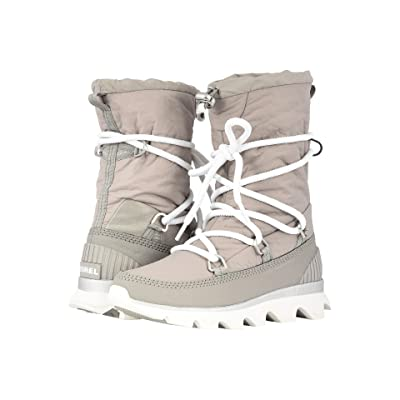 SOREL Kinetictm Boot (Chrome Grey/White) Women