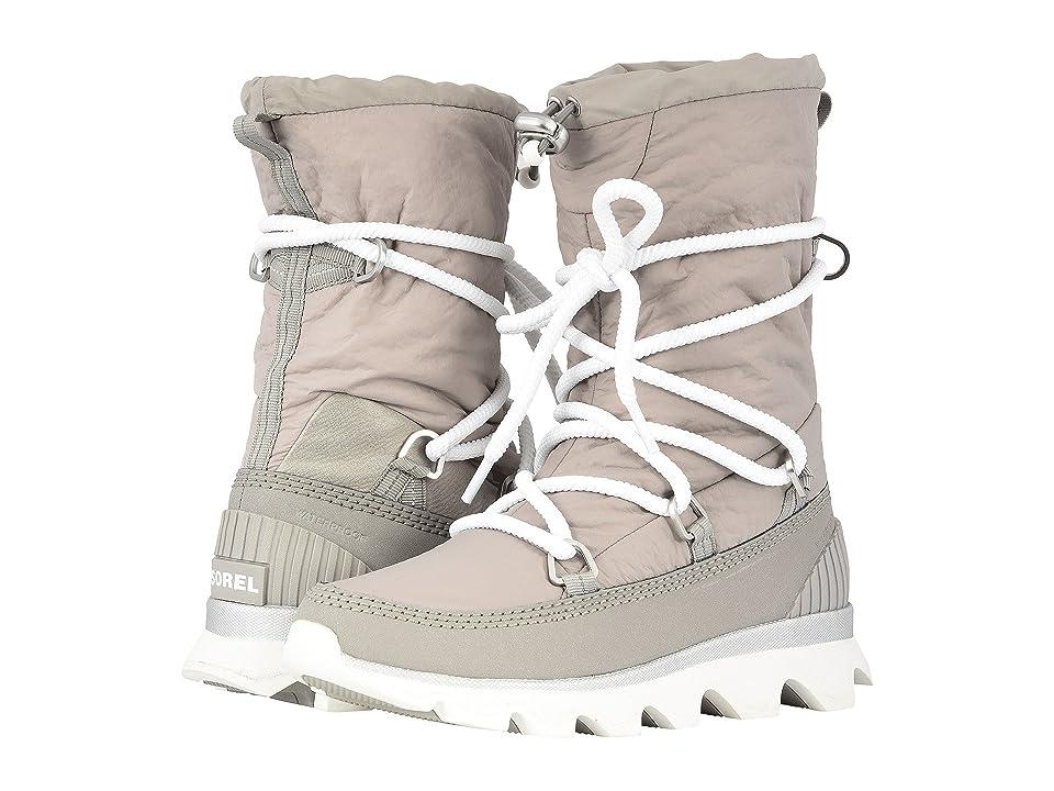 SOREL Kinetictm Boot (Chrome Grey/White) Women