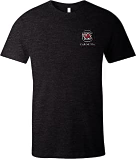 NCAA Simple Mascot Short Sleeve Triblend T-Shirt