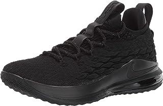 110d75e2af543 Nike Lebron XIV Low Mens Basketball Shoes (10.5 M US, Black/Black-