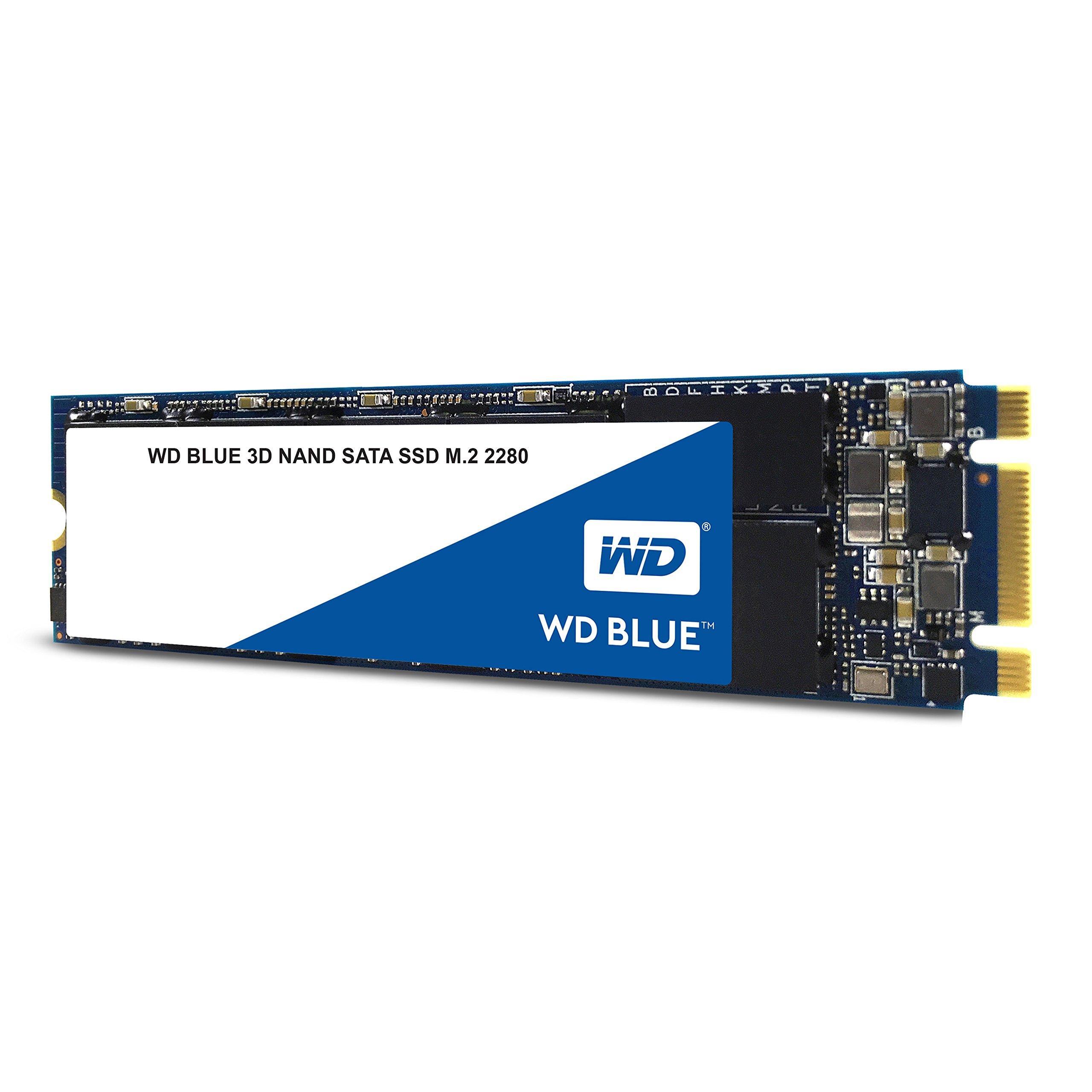 Western Digital WDS250G2B0B WD Blue 250GB 3D NAND Internal SSD M.2 SATA: Western-Digital: Amazon.es: Informática