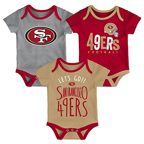 100% authentic 01772 fea29 49ers onesie jersey