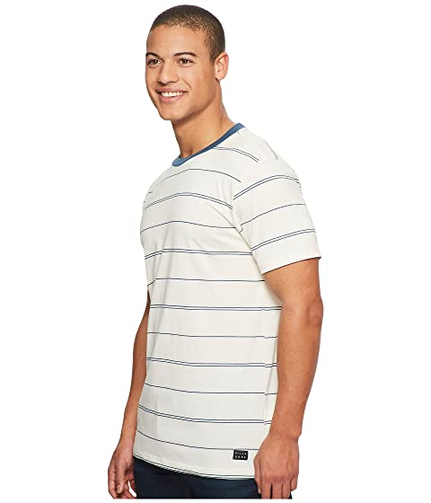 Billabong Stripe Short Sleeve Die Cut Crew 7TqHcZ7g
