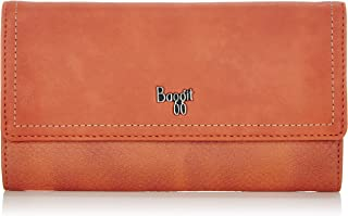 Baggit Women's Clutch (ORANGE)