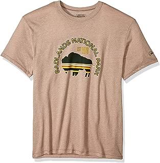 Men's Short Sleeve Badlands Park T-Shirt