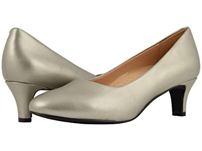 Trotters Fab (Pewter) Women