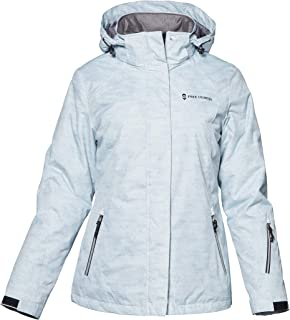 Free Country Women's Petite Trailblazing 3-in-1 Systems Jacket