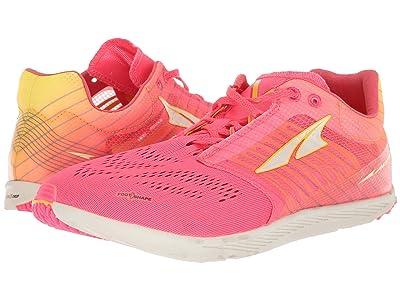 Altra Footwear Vanish-R (Yellow) Running Shoes