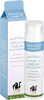 MooGoo Natural Full Cream Moisturiser 2.6 oz