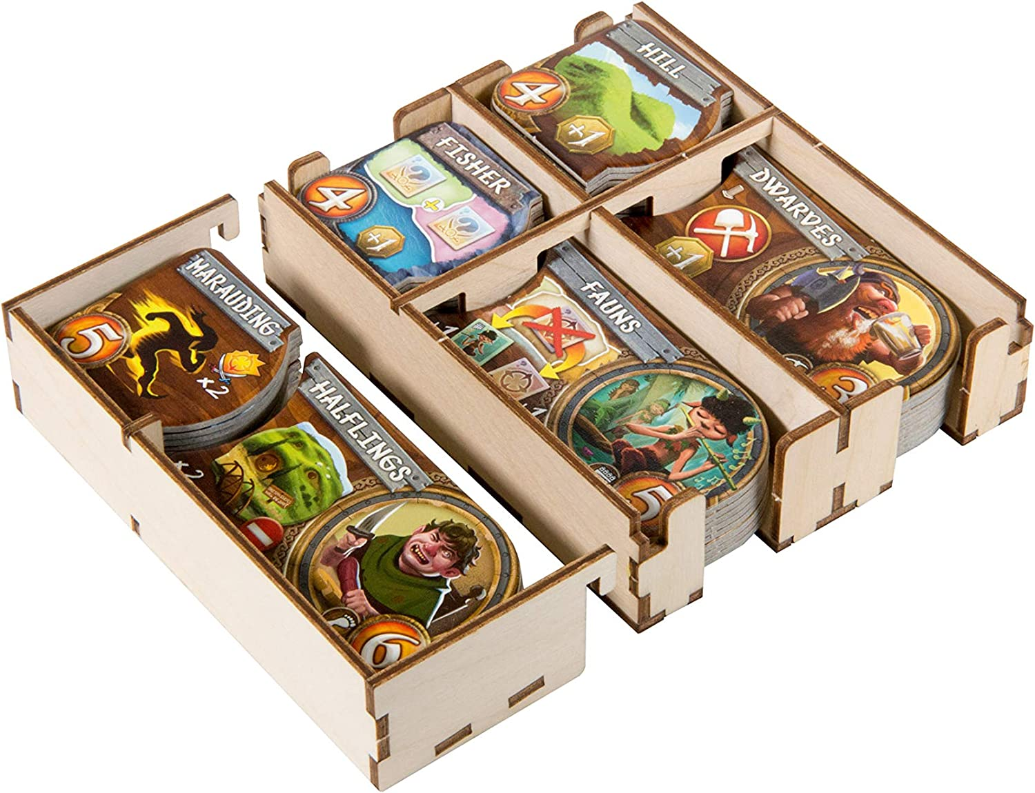 The Broken Token OFFer Small Realm for Online limited product World Box Core Organizer
