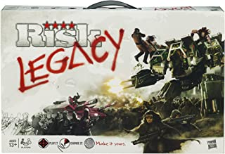 Risk Legacy Game