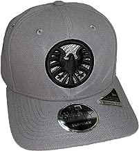 Captain Marvel Movie SHIELD New Era 9Fifty Storm Gray Snapback Cap Hat