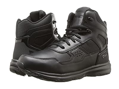 Bates Footwear Raide Mid Leather Sport Tactical (Black) Men