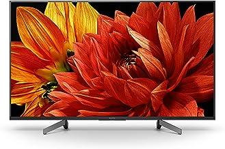"Sony KD-43XG8396 - Fernsehen 43"" 4K Ultra HD HDR LED mit Android TV (Motionflow XR 1000 Hz, 4K HDR Processor X1, Bildschirm TRILUMINOS, Wi-Fi), schwarz"