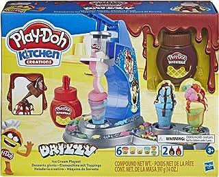 Play-Doh E6688 Drizzy Ice Cream Playset