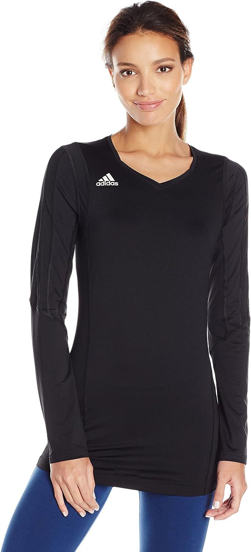 Adidas Damen Volleyball Quickset Lange Ärmel Jersey, X-Large, Schwarz Schwarz Schwarz B01DP753N8  Super Handwerkskunst 298e70