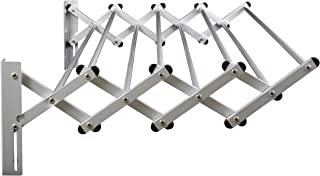 GreenWay GCL31AL Indoor/Outdoor Foldable Drying Rack, with Optional Wall-Mount