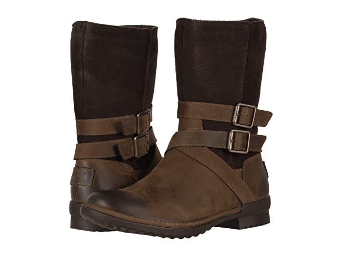 UGG  Lorna Boot (Coconut Shell) Womens Pull-on Boots