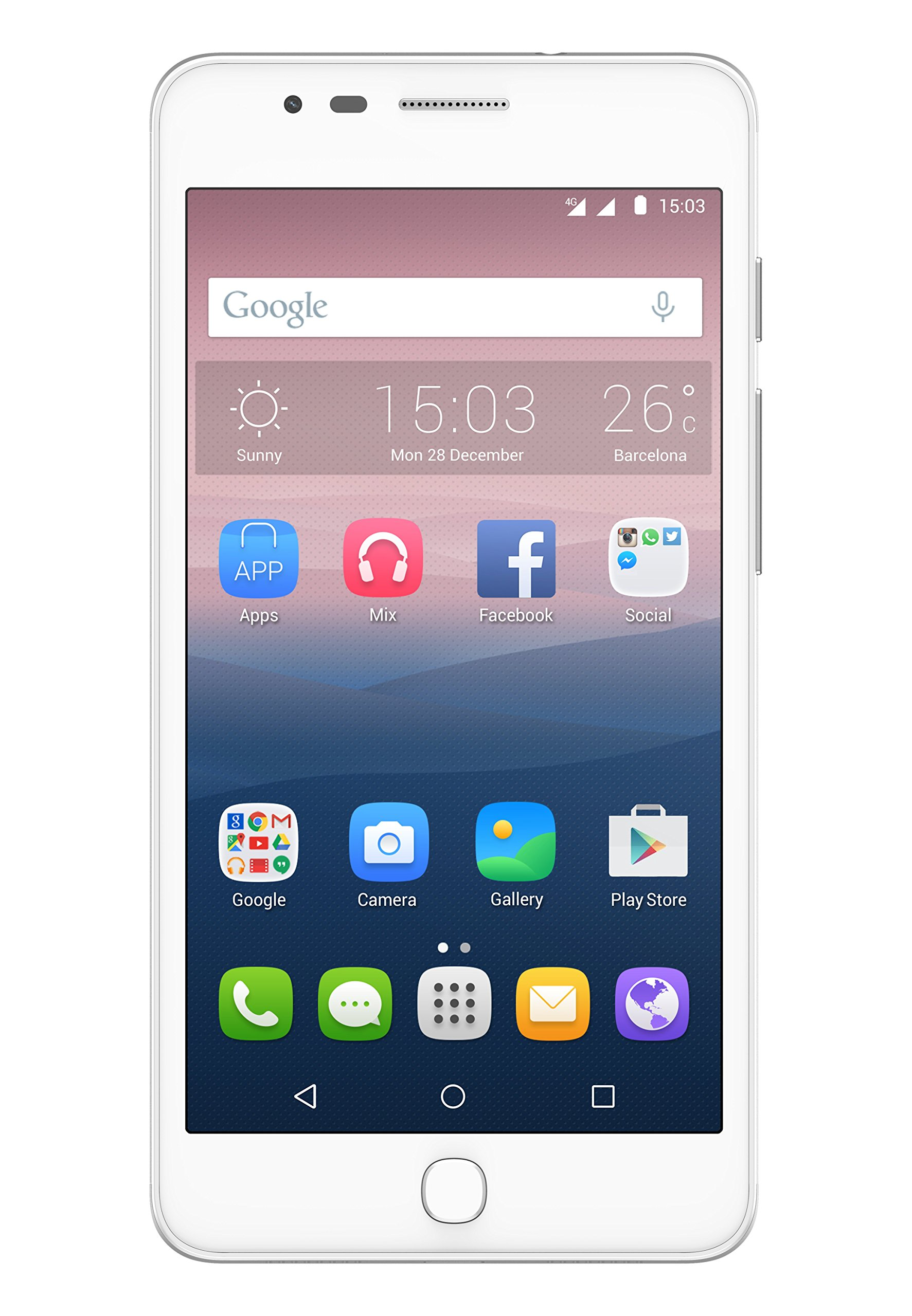 Alcatel One Touch Pop UP - Smartphone de 5