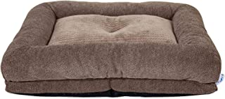 La-Z-Boy Rosie Lounger Taupe Greystone Dog Bed