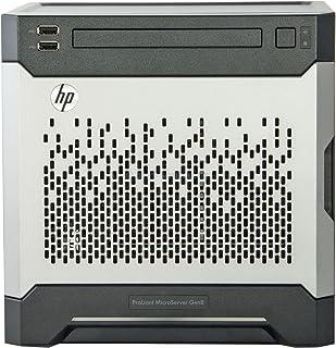 HP ProLiant MicroServer Gen8 - Servidor (2,3 GHz, Intel Xeon, E3-1220LV2, 8,89 cm (3.5
