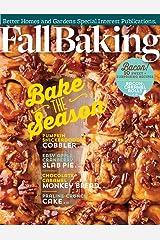 Fall Baking 2015 Kindle Edition