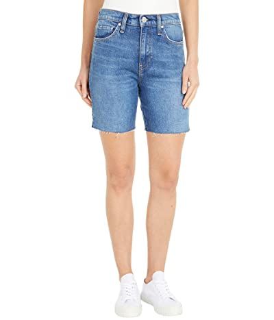 Hudson Jeans Hana Mini Biker Shorts in Underpass (Underpass) Women