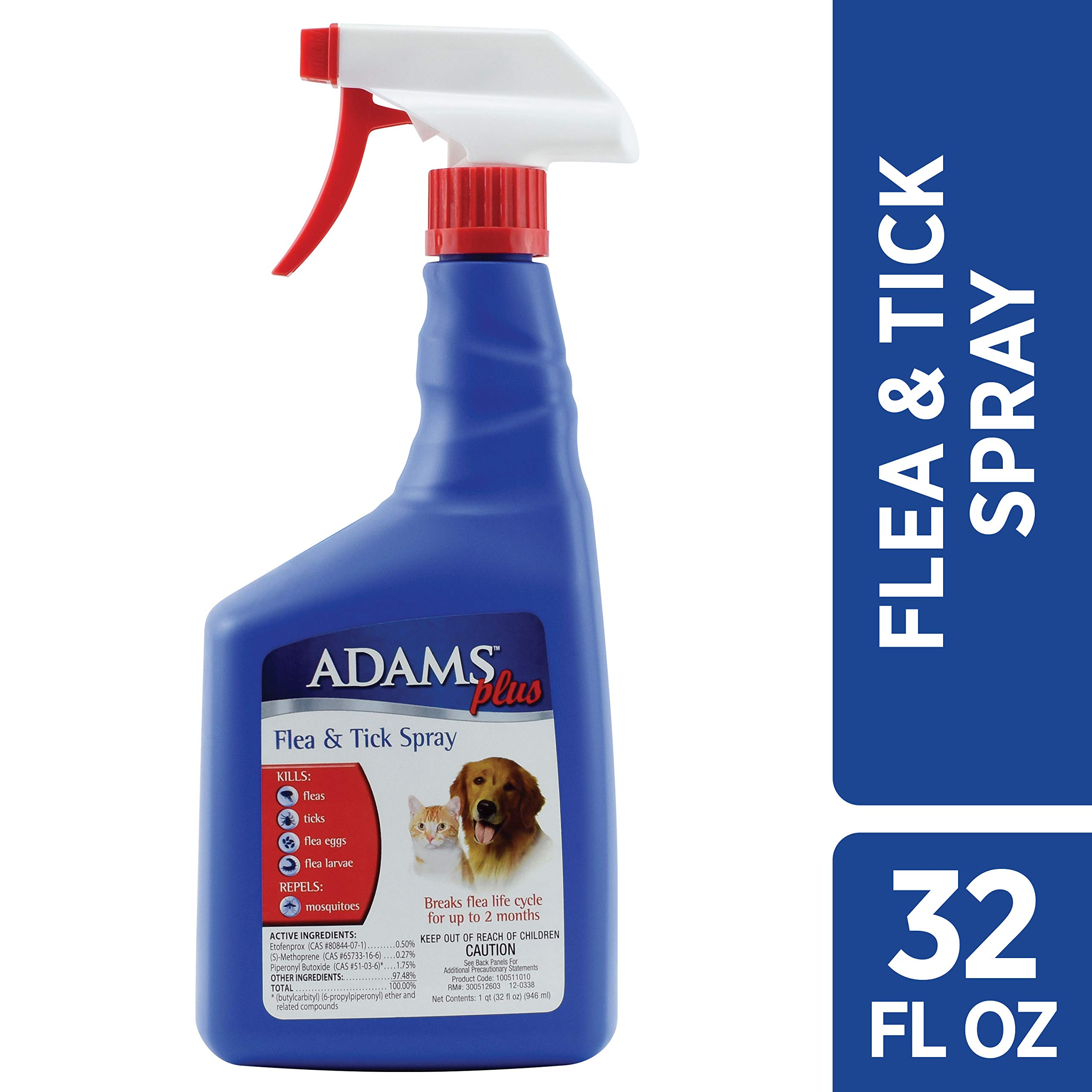 Adams Plus Flea Tick Spray