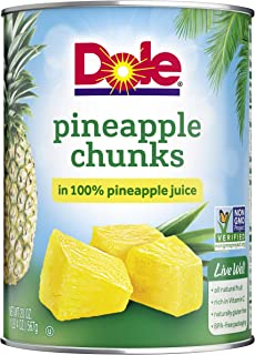 Best dole gold pineapple chunks Reviews