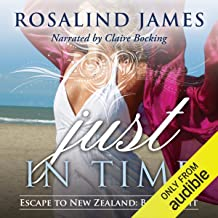 Just in Time: Escape to New Zealand, Book 8