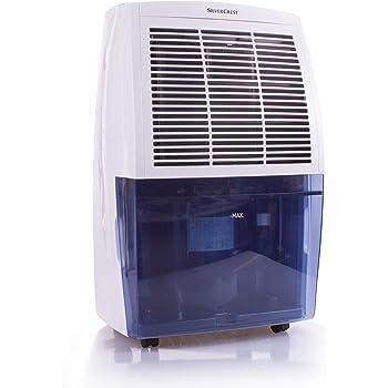Silvercrest – Deshumidificador 20 L/24h – Móvil – Depósito de agua eficiente – 7 litros: Amazon.es: Bricolaje y herramientas