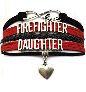 firefighter daughter jewelry