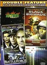 BATTLE FORCE+BLACK BRIGADE[SLIM CASE][DOUBLE FEATURE]