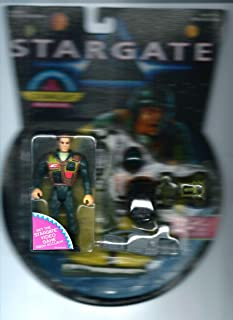 Hasbro Stargate The Movie LT. KAWALSKY Action Figure Weapons Expert