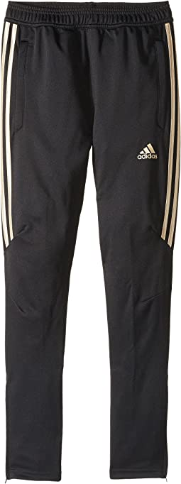 adidas Kids - Tiro 17 Training Pants - Metallic (Little Kids/Big Kids)